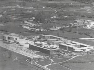 Alicante University in 1979