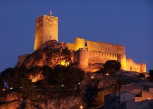 Castle of santa Barbara. Car Hire Alicante.