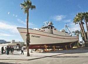 Museo de la pesca. Santa Pola. Car Hire