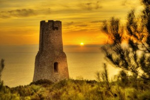la Torre de Gerro, Denia. Car Hire
