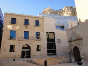 museum's Maca Alicante. Car Hire