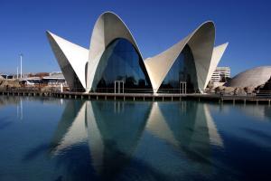 oceanografic Valencia. Car HIRE