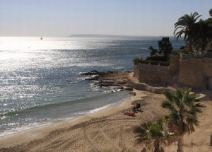Albufereta Beach -  Car Hire Alicante