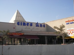 CINES ANA. Car Hire Alicante