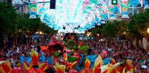Carnival. Car Hire Alicante