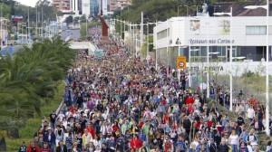 LA PEREGRINACIÓN DE SANTA FAZ. Car Hire Alicante