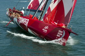 Volvo Ocean Race. Car Hire Alicante