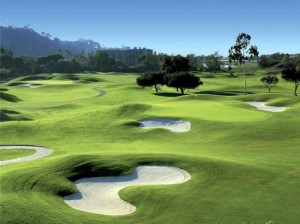 golf courses. Car Hire Alicante