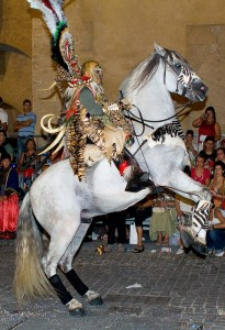 moors and christians. Car Hire Alicante