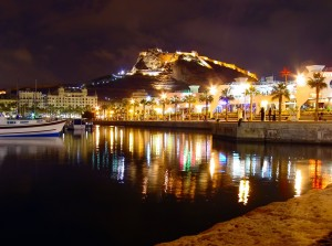 puerto. Car Hire Alicante